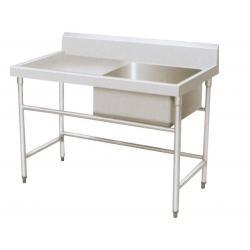 Restaurant Kitchen Sink restaurant single bowl kitchen commercial stainless steel sinks ce