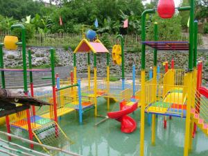 Custom Commercial Kids Amut Park