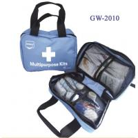 Woven Bag Multipurpose First Aid Kits For Home / Travel / Emergency Use
