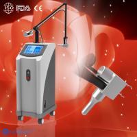 Stationary CO2 Fractional Laser RF Fractional CO2 Laser Equipment glass tube co2 fractional laser