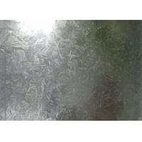 Aluminum Coated Steel Sheet Commercial , Pre painted Steel Sheets Impact Resistance