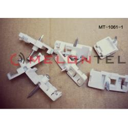 China Optical fibre drop cable clip on sale