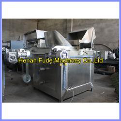 China peanutfryer, beans frying machine on sale