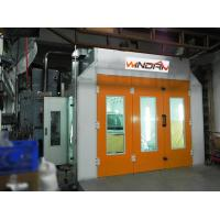 Auto paint drying Station, Water Spray Booth with Stainless Steel Heating Exchange