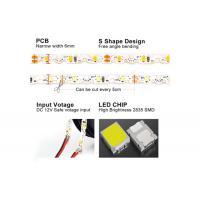 SMD 2835 Ulter Bright Flexible LED Strip Light DC12V 5M 300 Led Non waterproof