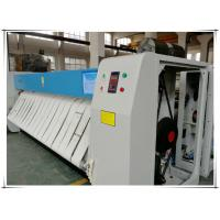 Commercial Laundry Flatwork Ironer For Ironing And Pressing CE Approved