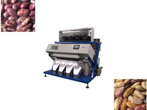 Precision Grain / Bean Color Sorter Machine 0.025m㎡, Peanut Color Sorter