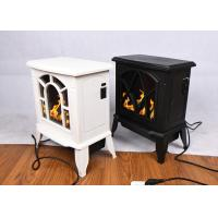 TNP-2008S-A1-3 Portable Fireplace Heater With Adjustable Flame Brightness
