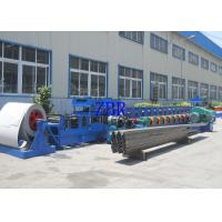 Chain Drive 22Kw Guardrail Roll Forming Machine 100mm Roller Shaft