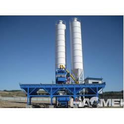 China mini concrete batch plant for sale CE certification! Best Quality Low Price Maintenance on sale