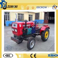 Hot sale chinese 28hp wheeled farm tractor 4wd