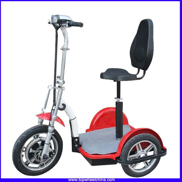 Electric 3 wheel scooter for adults rc for 3 wheel motor scooters for adults