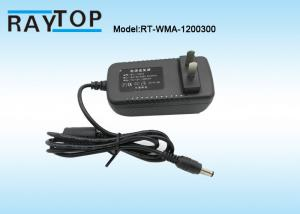 High Frequency Wall Mount Power Adapter 12V 3A UK Plug For CCTV Camera