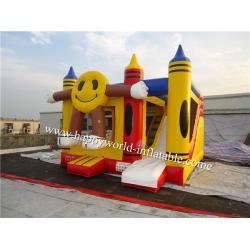 Happy hop inflatable water slide happy hop inflatable for Happy hop inflatable water slide