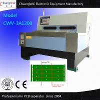 Automatic Making V - Cut Line On PCB Panel V - Cut PCB Separator Machine