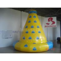 0.9mm (32oz) Durable PVC Tarpaulin Inflatable Water Climbing Tower