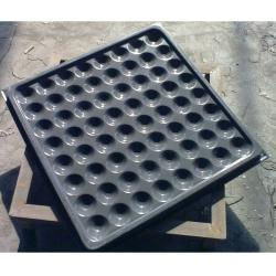 China Ceramic, Marble antistatic anti-pollution Raised Computer Floor FS2000 610 x 610 x 45mm on sale