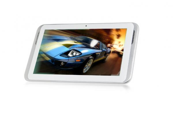 High Resolution 1024 X 600 Capacitive Touchscreen Tablet