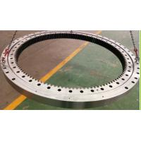 Low noise crane slewing bearing with steel ring  Type 21/750.0 Slewing Bearing/Slewing Ring/Turntable Bearing
