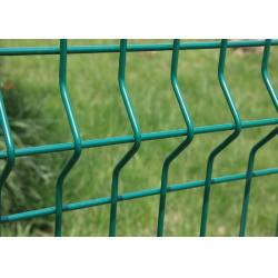 China High Security Electric Galvanized Welded Green 4x4 Wire Mesh Fencing on sale