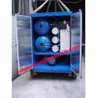 Trailer mounted vacuum  transformer oil centrifuging machine, mobile insulation oil filter, oil purifier, oil filtration