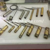 Industrial Pressed in Brass Coil Heater for Hot Runner System