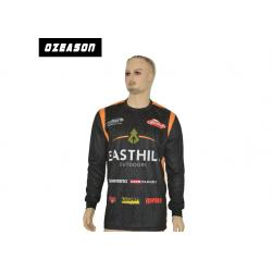 China Customized Logo Long Sleeve Dri Fit Fishing Shirts Quickly Dry Moisture Wicking on sale