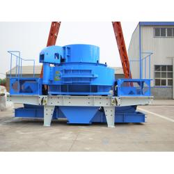China hot sell VSI1140 100t/h sand making machine with automatic oil lubrication system on sale