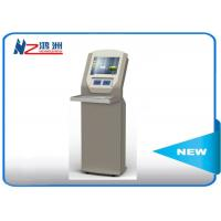 Free Standing Self Service Check In Kiosk with Oil Painting Enclosure