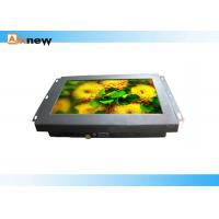 7 Inch Outdoor LCD monitor Anti-vandal Capacitive Touchscreen For  Piles Machine