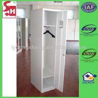 CKD Powder Coated Metal Single Door Locker