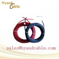 25 years warranty TUV CE certificate 4mm pv1 f dc solar cable