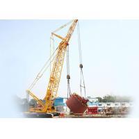 Durable XCMG Mobile crawler crane rental Hydraulic lift XGC300