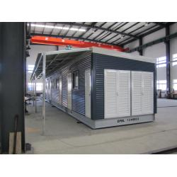 China Australian Transportable Mining Accommodation / Small Prefab Modular Homes on sale