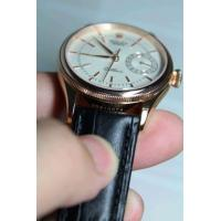crocodile leather strap band for brand watches