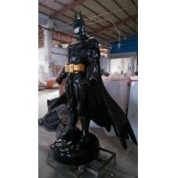Outdor Garden sculpture  batman's  character theme statue as decoration statue in shop/ mall /event celebrity activity