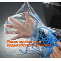 Large Size Good Quality Biohazard PE Disposable Waste Bag Thick Plastic Asbestos Bag