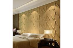 los paneles de pared del de madera de pared interior d para el sitio sofa de dinning emparedan el fondo