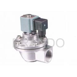 China DMF-Z-25 Electric / Pneumatic Pulse Valve 110V AC 0.3 - 0.8Mpa Working Pressure on sale