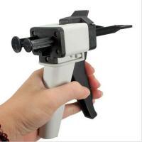 Dental Impression Mixing Dispenser gun/silicone mixing tip dispenser gun