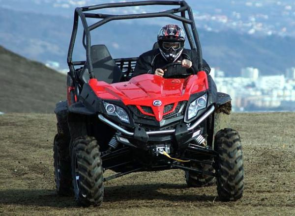 China CFMOTO 800cc UTV Z8 supplier