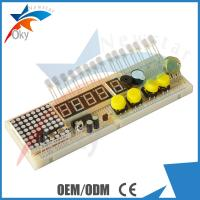 5V / 3.3V starter kit for Arduino , Step Motor / Servo / 1602 LCD / Breadboard / Jumper Wire / UNO R3