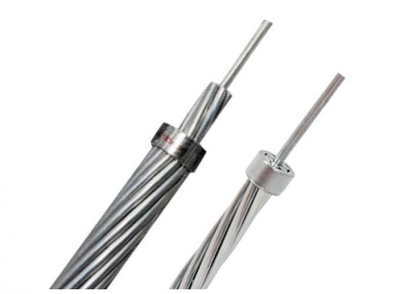 China High Voltage Bare Aluminum Conductor Steel Reinforced For Power Station supplier