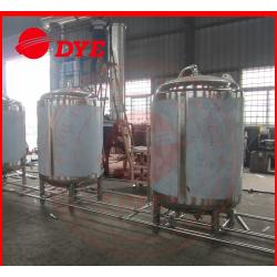 China Super Bright Beer Storage Tank Direct Fire / Electric / Steam Heating on sale