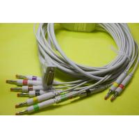 Schiller EKG cable 10 leadwire banana end IEC/AHA for AT-1/AT-2
