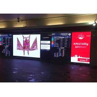 P1.56 800nits Brightness Large LED Video Wall Indoor Advertising LED Display Screen