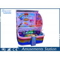 Metal Material Coin Operated Basketball Arcade Game Machine for Park