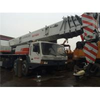 160 Ton Heavy Truck Crane in China QUY160 Used Zoomlion Crane For Sale , Five Section Boom Crane