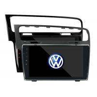 VW GOLF 7 2013-2015 Android 9.0 Stereo Radio Black or Grey Player WIFI 3G/4G GPS Support OBD Carplay VWM-1017GDA(No DVD)