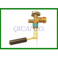 USA Propane Gas Cylinder Valves with OPD or not , Model 402 / UL